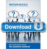 Auto-enrolment and your business - Your questions answered